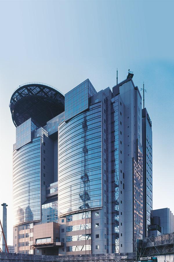 高層ビル建築